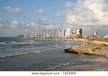 Tel-Aviv Coastline