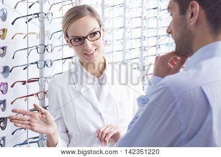 Choosing Prescription Glasses