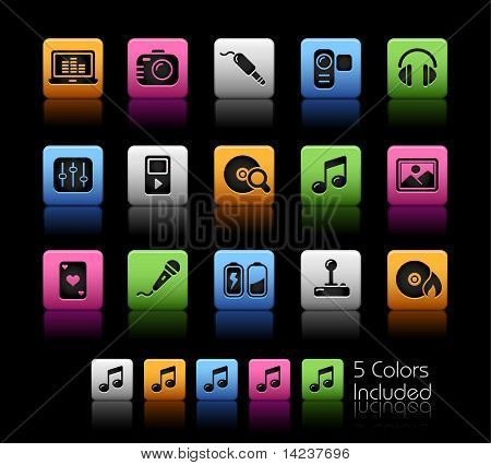 Media & Entertainment // Colorbox Series