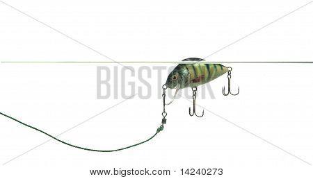 Wobbler For Fishing
