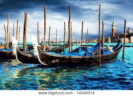 poster of Venezia - travel romantic pleace