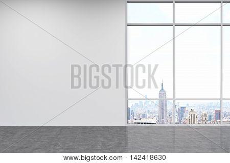 Company Lobby Interior