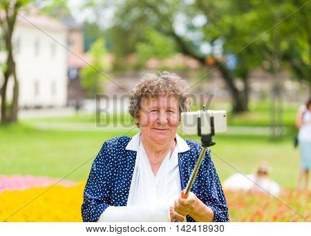 Modern Grandmother