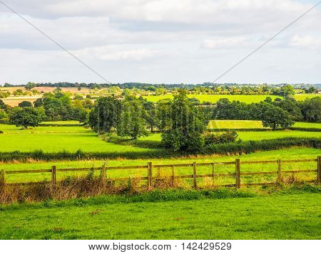 View Of Tanworth In Arden Hdr