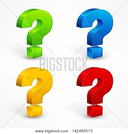 Question Mark Set