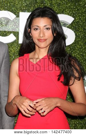 LOS ANGELES - AUG 10:  Reshma Shetty at the CBS, CW, Showtime Summer 2016 TCA Party at the Pacific Design Center on August 10, 2016 in West Hollywood, CA