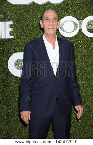 LOS ANGELES - AUG 10:  Miguel Ferrer at the CBS, CW, Showtime Summer 2016 TCA Party at the Pacific Design Center on August 10, 2016 in West Hollywood, CA