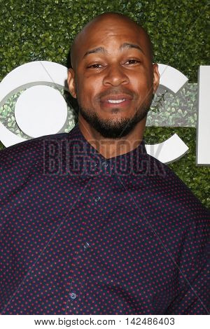 LOS ANGELES - AUG 10:  Finesse Mitchell at the CBS, CW, Showtime Summer 2016 TCA Party at the Pacific Design Center on August 10, 2016 in West Hollywood, CA