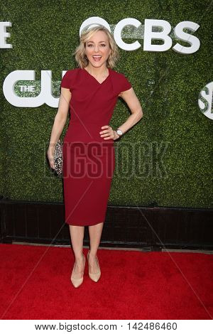 LOS ANGELES - AUG 10:  Geneva Carr at the CBS, CW, Showtime Summer 2016 TCA Party at the Pacific Design Center on August 10, 2016 in West Hollywood, CA