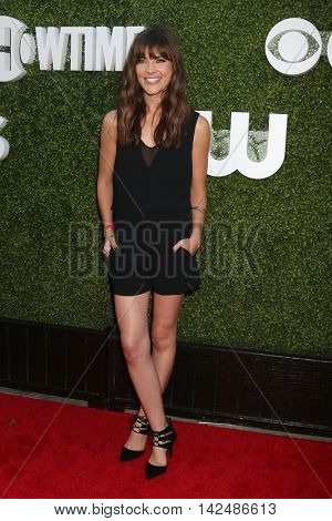 LOS ANGELES - AUG 10:  Devin Kelley at the CBS, CW, Showtime Summer 2016 TCA Party at the Pacific Design Center on August 10, 2016 in West Hollywood, CA