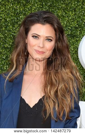 LOS ANGELES - AUG 10:  Peyton List at the CBS, CW, Showtime Summer 2016 TCA Party at the Pacific Design Center on August 10, 2016 in West Hollywood, CA