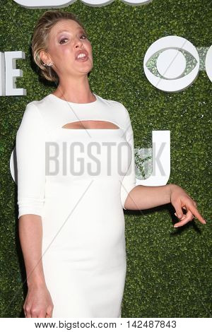 LOS ANGELES - AUG 10:  Katherine Heigl at the CBS, CW, Showtime Summer 2016 TCA Party at the Pacific Design Center on August 10, 2016 in West Hollywood, CA