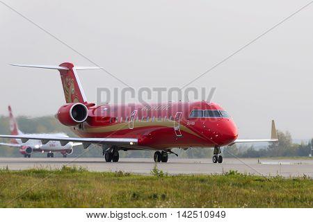 Rusline Airlines Bombardier Canadair Regional Jet Crj-200