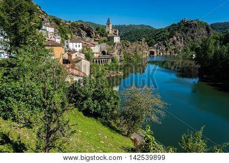 Ambialet Village, France