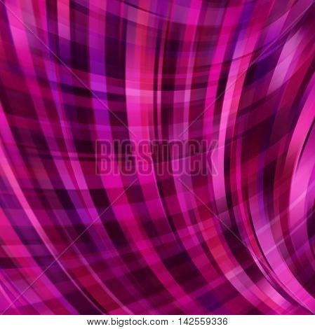 Abstract Technology Background Vector Wallpaper. Stock Vectors Illustration. Pink, Purple Colors.