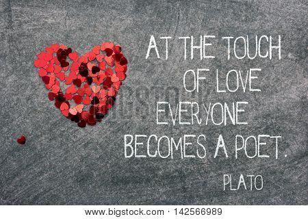 Becomes A Poet Plato