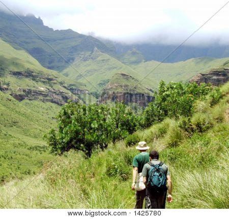 Drakensberg Hikers