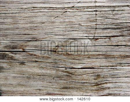 Old Redwood Plank