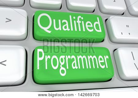 Qualified Programmer Concept