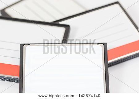 Compact Flash Memory Card