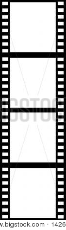 Film Strip Vertical