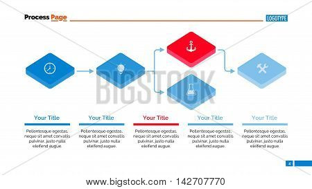 Block scheme diagram. Element of diagram, presentation, flowchart. Concept for presentation, reports, infographics, business templates. Can be used for topics like strategy, development, analysis