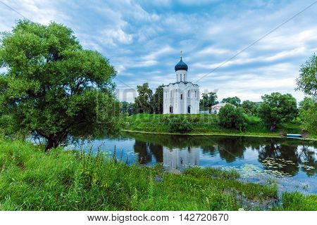 Church Of The Intercession On The Nerl (1165), Unesco Heritage Site