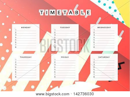planner calendar vector photo free trial bigstock
