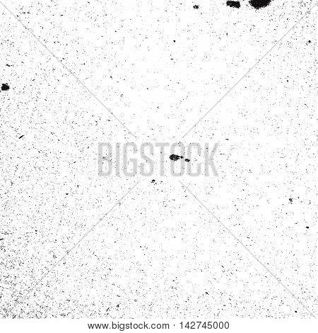 Distress texture. Grainy Texture. Parchment Texture. Paper Texture. Thread Texture. Empty Grunge Element. EPS10 vector.