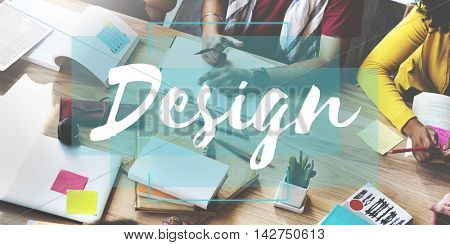 Design Ideas Creativity Thoughts Imagination Inspiration Plan Concept