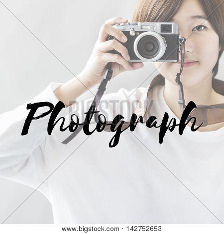 Photograph Photographer Photogenic Camera Leisure Concept