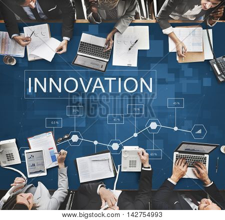 Business Innovation Technology Invention Idea Concept