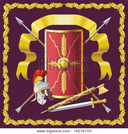 Roman armament
