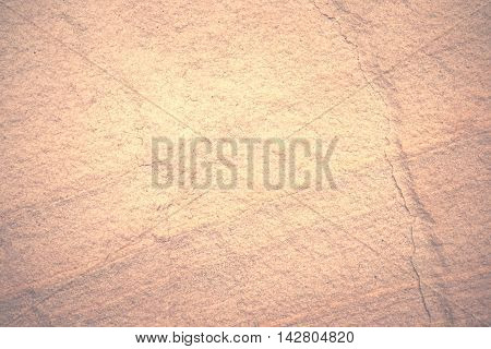 Antique textured wall from sand stone for background