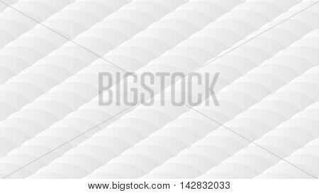 White neutral background ratio 16:9. Vector illustration.