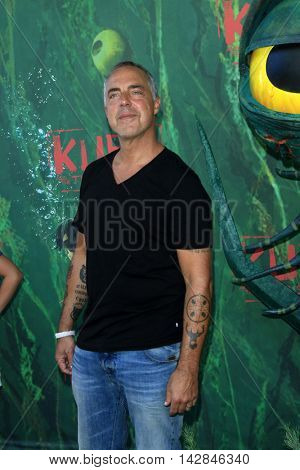 LOS ANGELES - AUG 14:  Titus Welliver at the