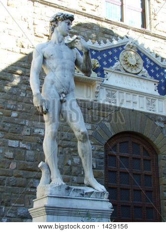 David In Florence