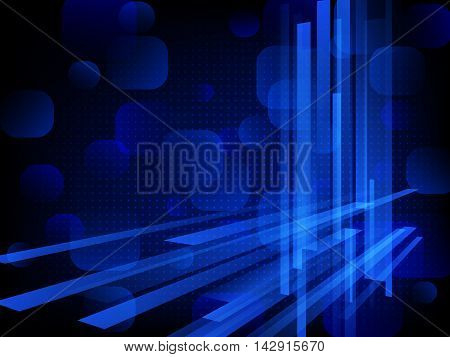 Abstract technology hi-tech background, Vector illustration EPS10