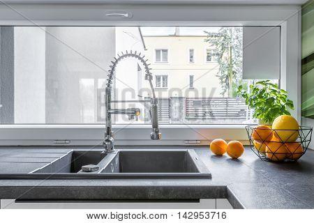 Functional Kitchen Sink Idea