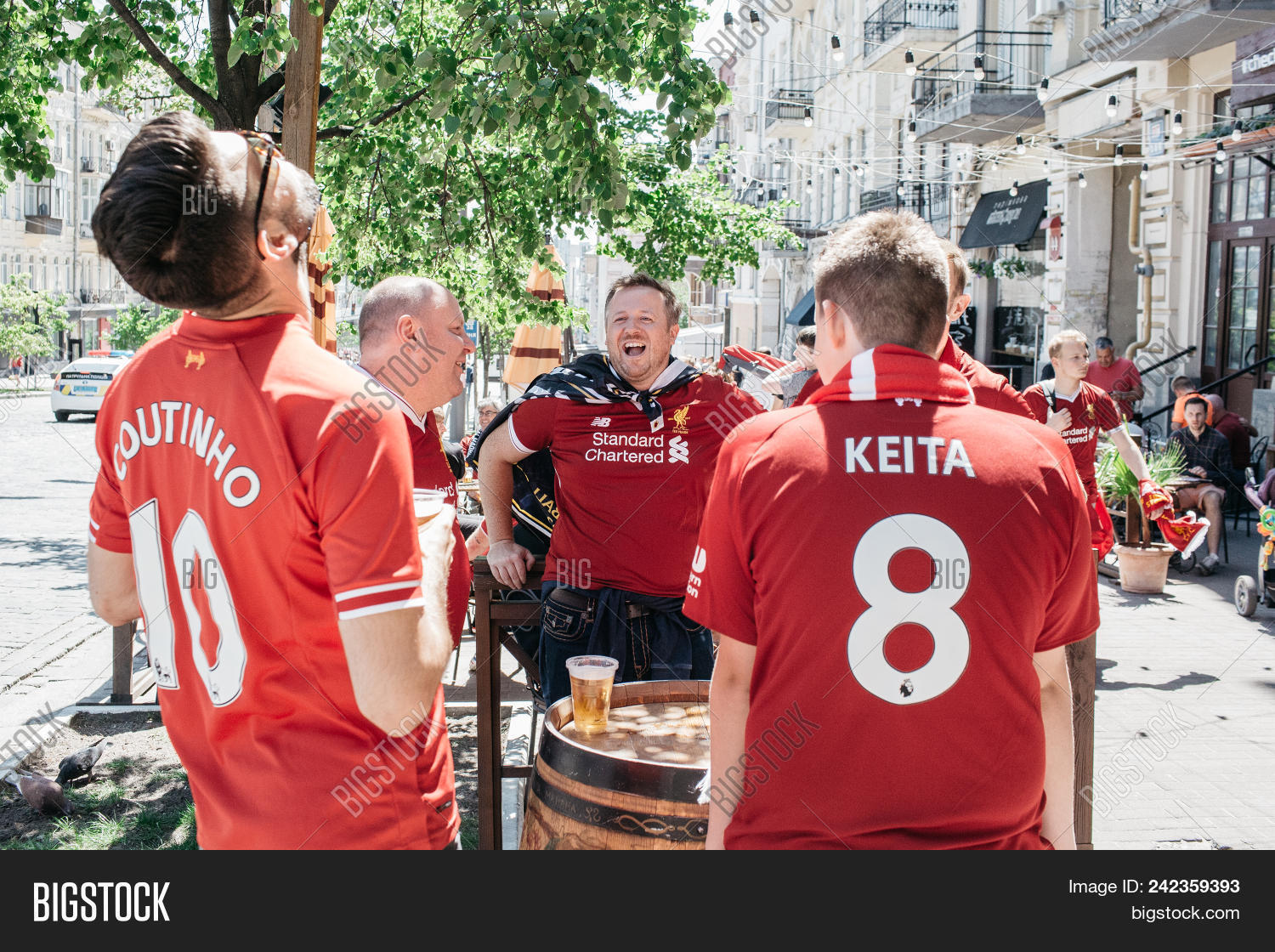 low priced f026b aeff0 Liverpool, Fan Club Image & Photo (Free Trial) | Bigstock