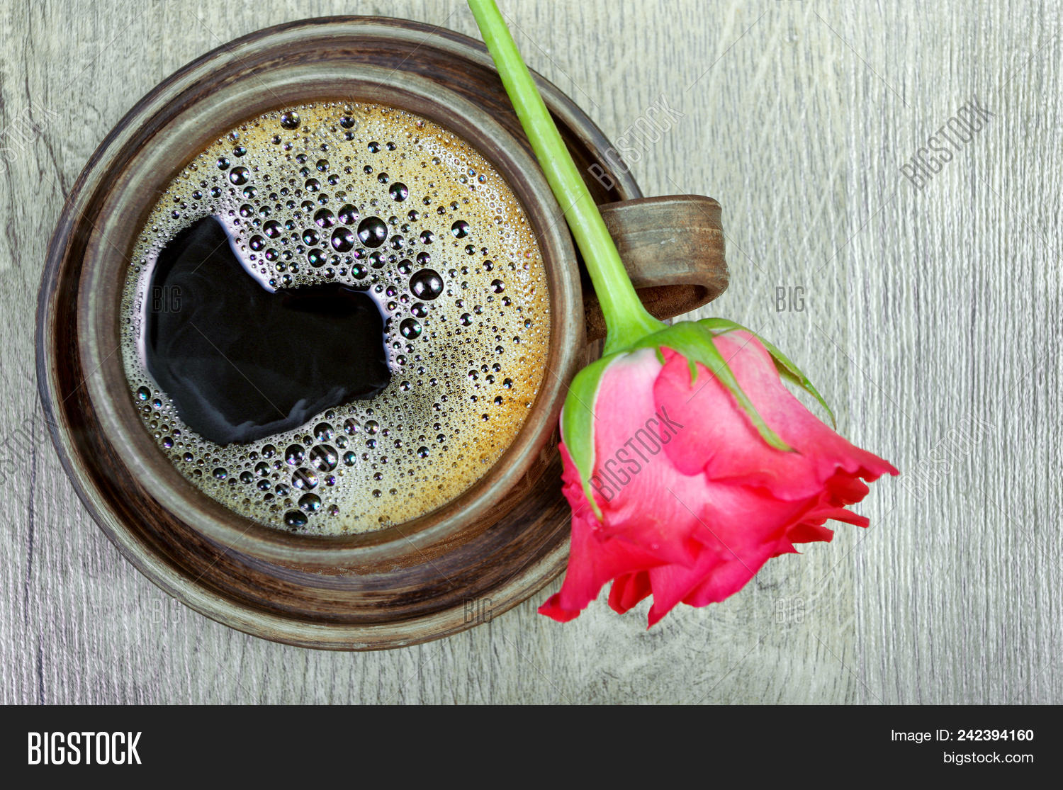 Good Morning Cup Image Photo Free Trial Bigstock