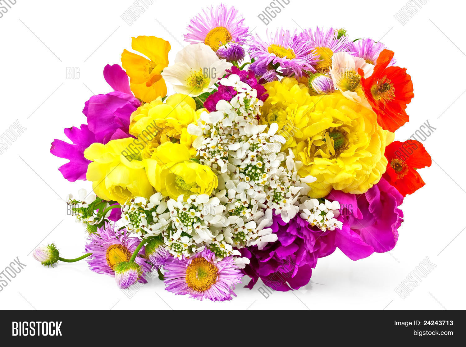 Bouquet different image photo free trial bigstock bouquet of different flowers izmirmasajfo