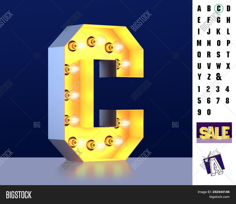 Letter C Alphabet  Image & Photo (Free Trial) | Bigstock