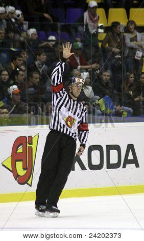 Ice-hockey Referee