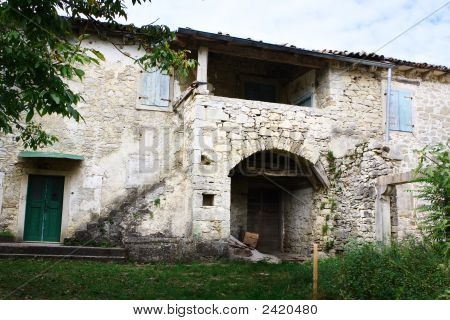 Ancient Abandoned House