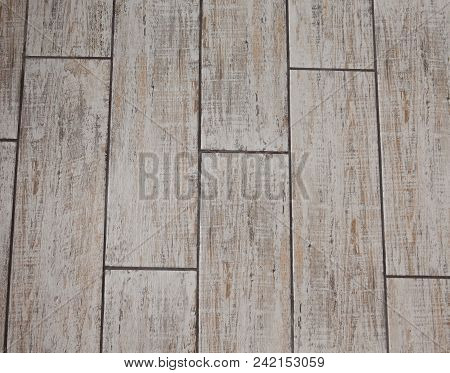 Light Grey Parquet Seamless Pattern - Texture Pattern For Continuous Replicate.