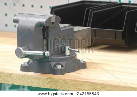 the image of a vice