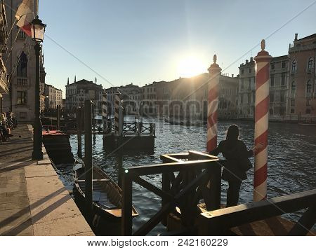 Travel Abroad To The Romantic City Of Venice, Italy.