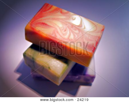 Stack Of Soaps
