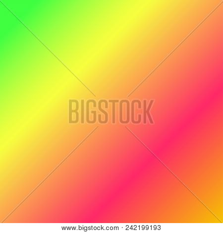 Color Gradient Background. Soft Colors Background. Colorful Abstract Halftone Background. Green, Yel